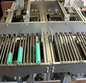 Barrette de guidage du chargeur de cuillières